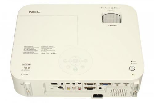 NEC DLP projektor M322W 3200lm,WXGA