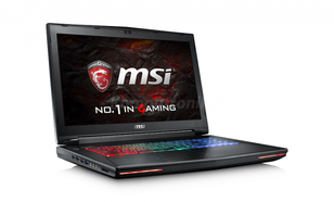 MSI GT72VR 7RD(Dominator)-426XPL - 240GB SSD | Windows 10 Pro