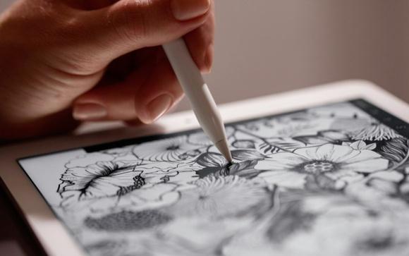 Apple Pencil w iPhone X