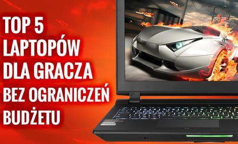 Top 5 Najdroższych Laptopów dla Gracza