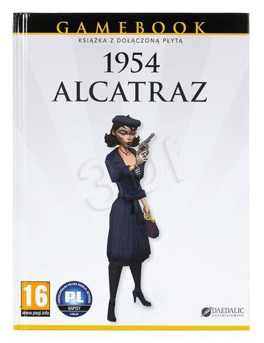 Gamebook 1954 Alcatraz