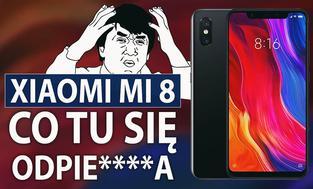 Xiaomi Mi 8 - Inspiracja po Chińsku