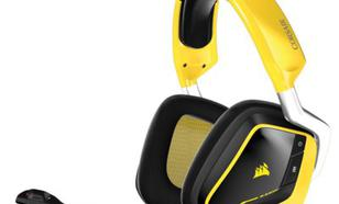 Corsair Gaming Headset VOID RGB Wireless Dolby 7.1 Special Edition Yellowjacket