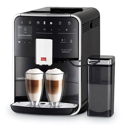 ekspres z pojemnikiem na mleko Melitta Caffeo Barista TS Smart F85/0-102