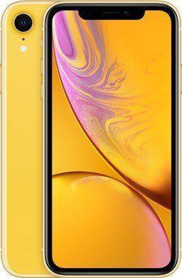 Apple iPhone XR 64GB Żółty (MRY72PM-A)