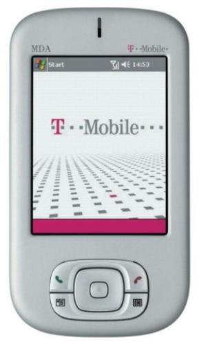 HTC MDA compact