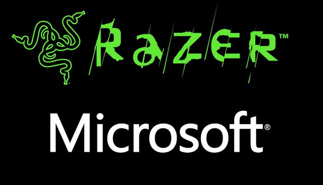 Razer i Microsoft łączą siły, w celu stworzenia linii akcesoriów do Xbox One