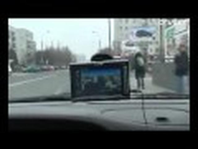Nawigacja GPS Cruser Omega A70
