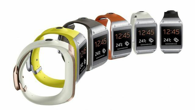 Samsung Galaxy Gear fot7