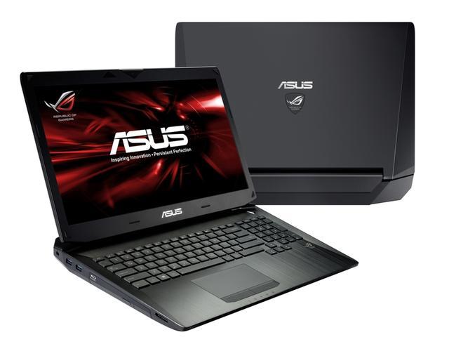 ASUS G750JH – nowe, potężne notebooki dla graczy już w Polsce