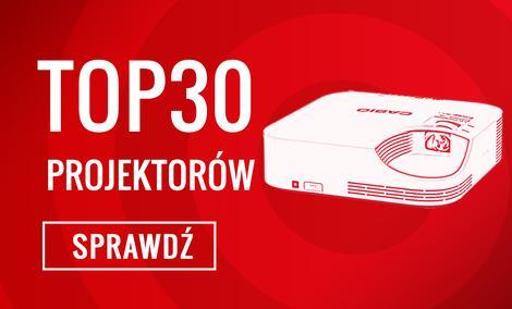 TOP 30 Czołowych Projektorów - Poznaj Polecane Urządzenia