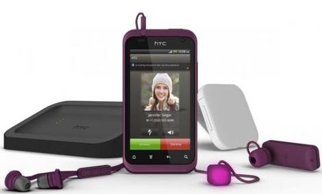 HTC Rhyme [TEST]