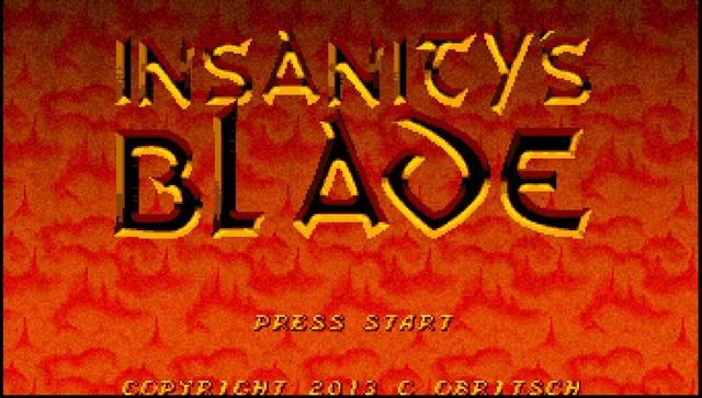 Piątkowe Granie #14 - Insanity's Blade