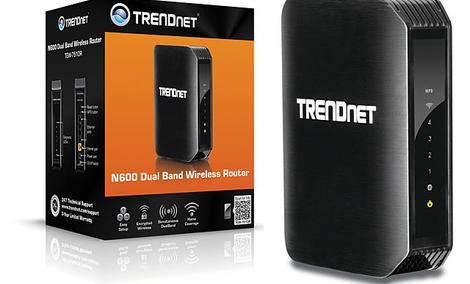 TRENDnet TEW-751DR - dwupasmowy ruter 300Mb/s