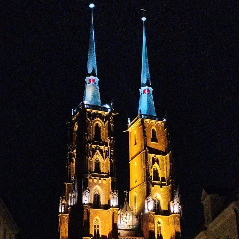 Mi 8 Pro tryb zdjęć nocnych w AI - 2x zoom