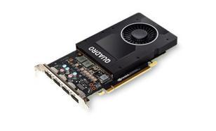 PNY Technologies NVIDIA Quadro P2000, 5GB GDDR5 (160 Bit), 4xDisplayPort (VCQP2000-PB)