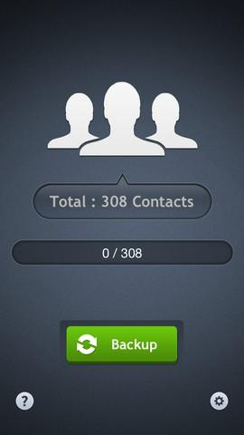 My Contacts Backup Pro fot4