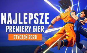 Najlepsze Premiery Gier Styczeń 2020 - Warcraft III: Reforged, Dragon Ball Z: Kakarot