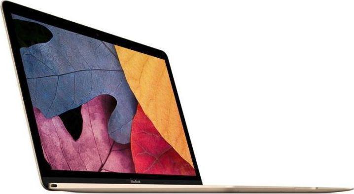 Apple Macbook 12 Intel Core m3 - 8GB RAM - 256GB - OSX Sierra