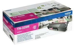 BROTHER Toner Czerwony TN329M=TN-329M, 6000 str.