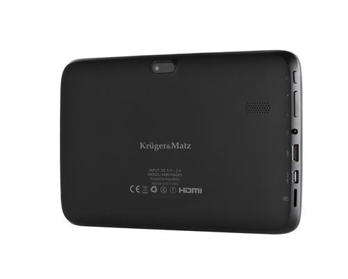 """Kruger & Matz 7"""" Android 4.2 z GPS (Quad Core RK3188 Cortex A9, IPS 1024x600, Quad Core Mali 40"""