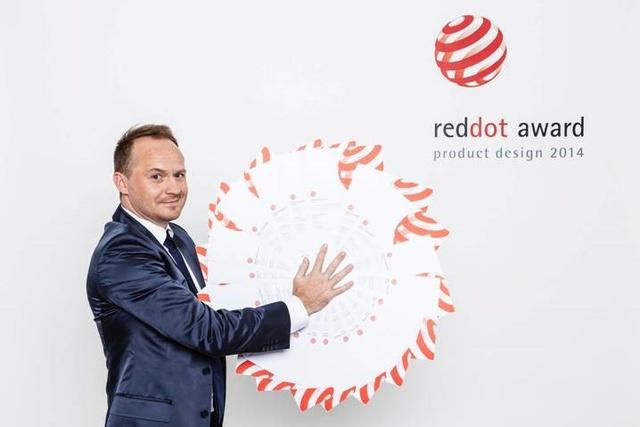 Red Dot Gala 2014 - Sprawdź Jaki Sprzęt Najlepiej Wygląda