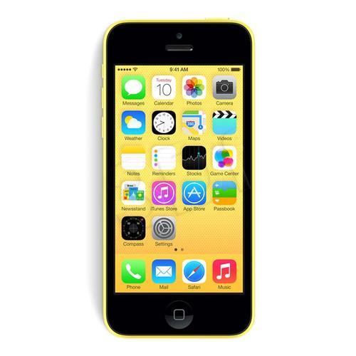 IPHONE 5C 16GB YELLOW UK