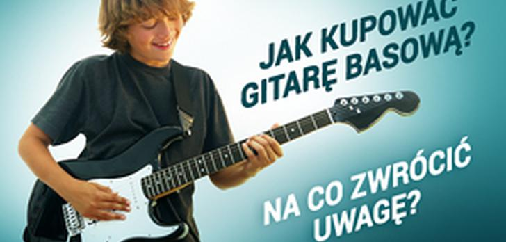 Jak Kupować Gitarę Basową? Na co Zwrócić Uwagę?