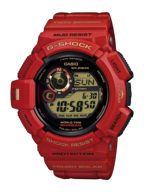 G-SHOCK CASIO to już 30 lat