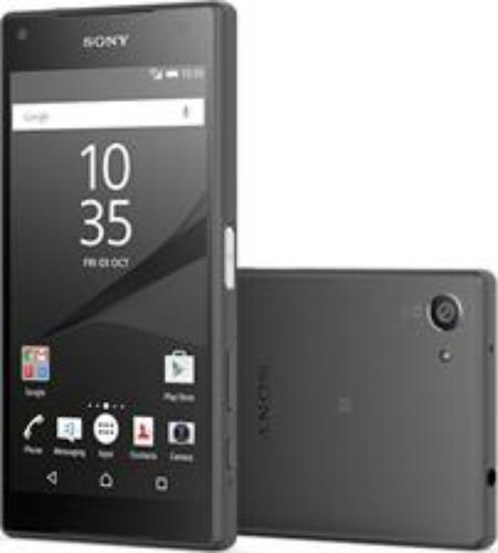 SONY XPERIA Z5 COMPACT E5823 BOND GRAPHITE BLACK
