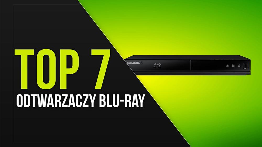 TOP 7 Odtwarzaczy Blu-ray – Wysoka Jakość w Domowym Zaciszu