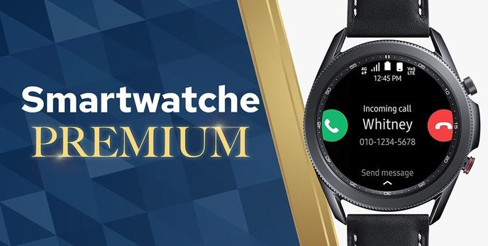 Smartwatche Premium dla wymagających   TOP 6  
