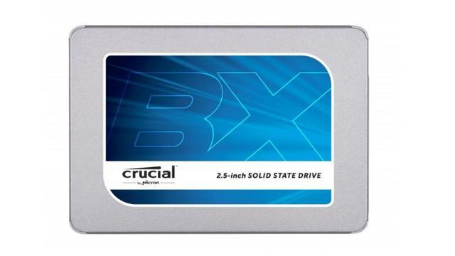 Ranking Dysków SSD - Crucial BX300