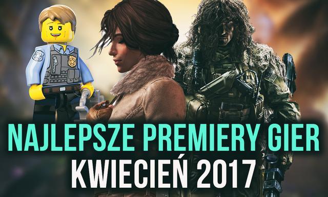 Najlepsze Premiery Gier Kwiecień 2017 – Syberia 3, Outlast 2, Sniper: Ghost Warrior 3