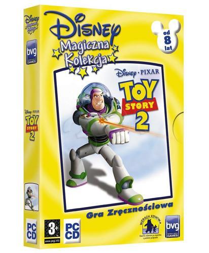 Toy Story 2 Gra Akcji