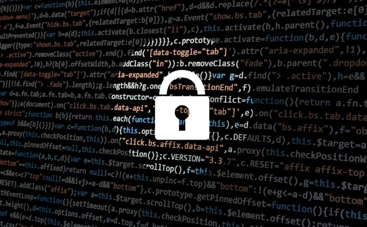 Zdjęcie symbolizujące bezpieczeństwo cyfrowe