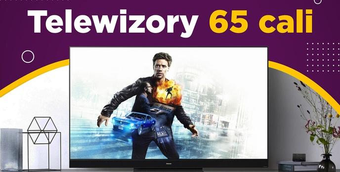 Jaki telewizor 65 cali? | TOP 10 |