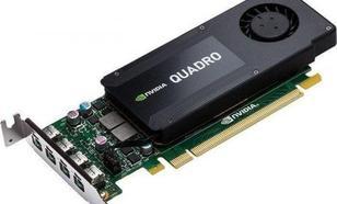 NVIDIA K1200 Quadro 4GB GDDR5 (128 bit) 4x Mini DisplayPort (S26361-F2222-L120)