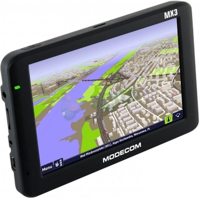 Nawigacja MODECOM FREEWAY MX3 – bądź zawsze na właściwej drodze