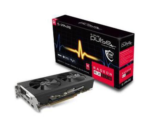 Sapphire technology Radeon RX 570 Pulse 4GB GDDR5 256 bit - RATA
