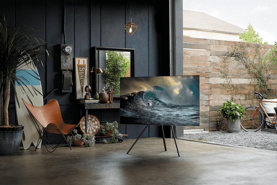 Telewizor niczym obraz na ścianie - nowości w ofercie Samsunga!