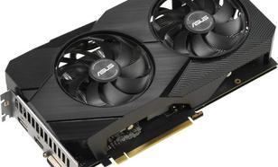 Asus Dual GeForce GTX 1660 Evo 6GB GDDR6 (90YV0D14-M0NA00)