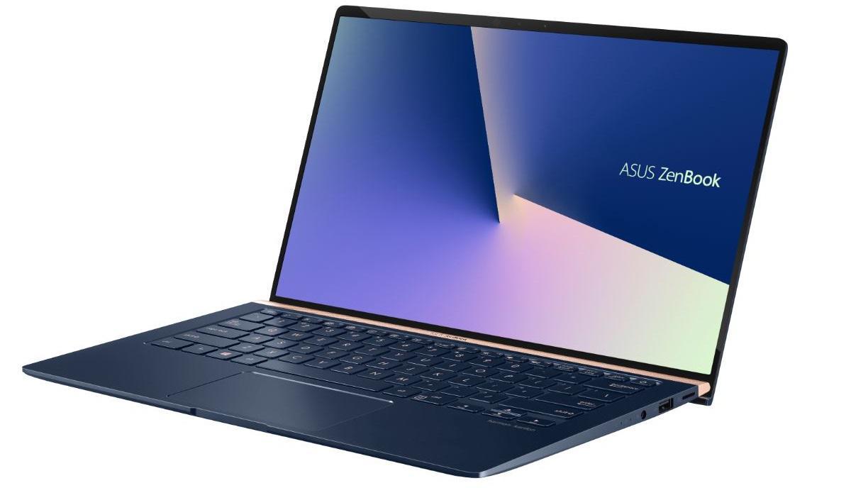 ASUS ZenBook 14 - ładny i nowoczesny laptop biurowy