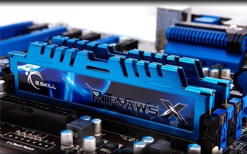 G.SKILL DDR3 8GB (2x4GB) RipjawsX 1600MHz CL9 XMP 1,35V