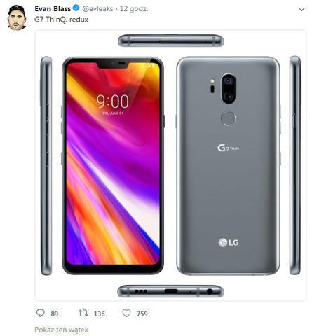 LG G7 - THINQ