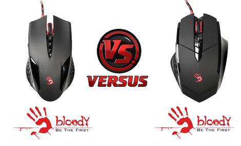 Która myszka jest lepsza? Bloody V5, czy Bloody V7 - porównaliśmy dwa znane gryzonie