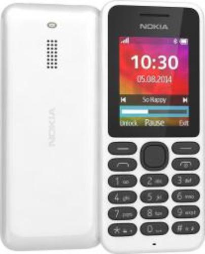 Nokia 130 Dual Sim Biały (A00022290)