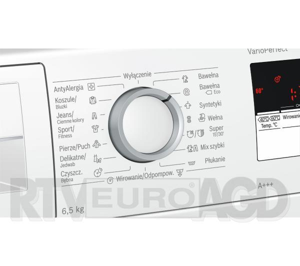 Bosch WLL2418EPL Serie 6 Slimline VarioPerfect