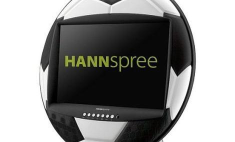 Euro 2012 : Telewizor dla kibica od Hannspree