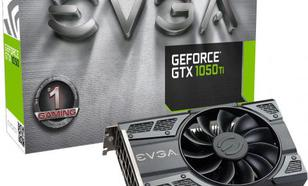 EVGA GeForce GTX 1050 Ti GAMING 4GB GDDR5 (128 Bit) HDMI, DP, DVI, BOX (04G-P4-6251-KR)